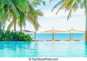 hotel recurso, piscina