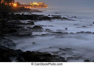 hotel recurso, vista oceano