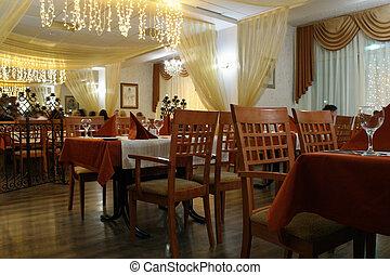 hotel, restaurante