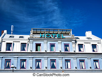 hotel sign 02