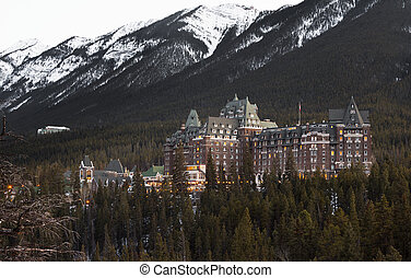 Hotels of Banff National Park