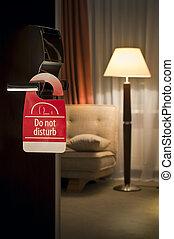 hotel`s, puerta