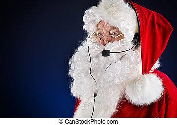 hotline santa