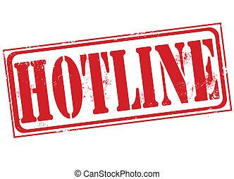 hotline, timbre