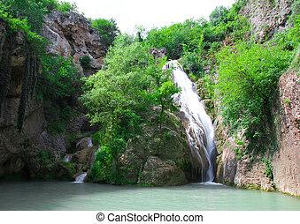 Hotnica waterfall 3