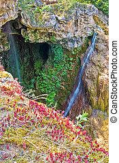Hotnica Waterfall