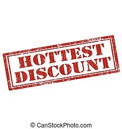 Hottest Discount-stamp