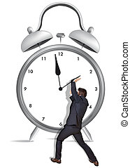 houden, tijd