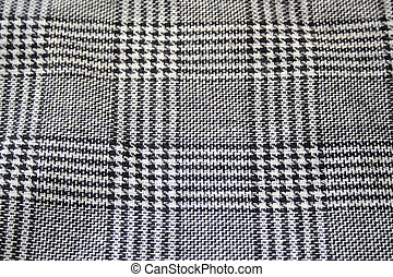 houndstooth pattern 1 - a classic houndstooth pattern in...