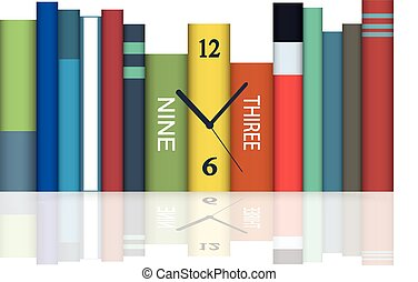 hours in books