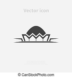 House abstract icon