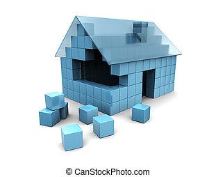 house assembling