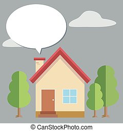 House bubble talk
