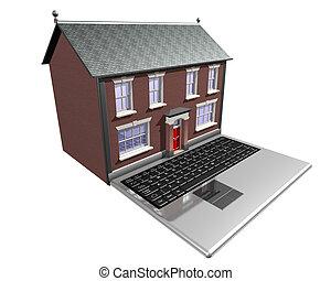 house-buying, интернет