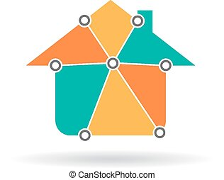 House by parts network logo