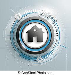 House Circuit Board