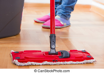 House Cleaning  - House cleaning