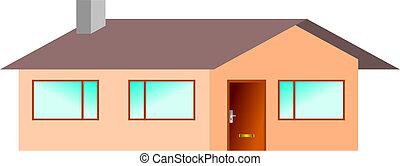 House Clip-Art