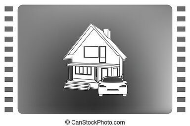 house concept icon