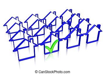 House concept
