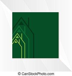 house-concept-vector