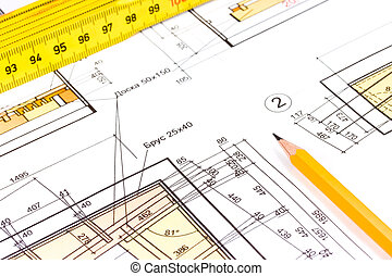 Construction plan blueprint floor plans engineering and house construction plan malvernweather
