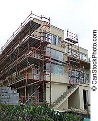 House Construction - Building a House