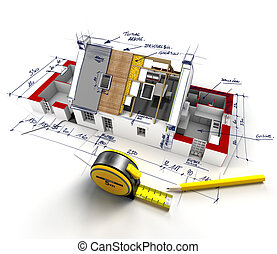 House construction technicalities