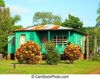 house  corn island nicaragua