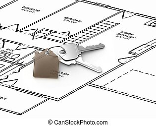 House design and keys