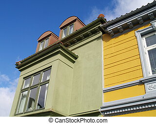 house detail