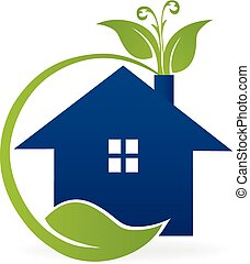 House ecology logo