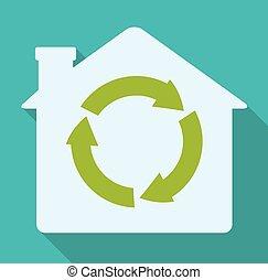 House estate icon