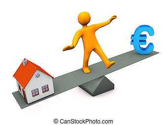 House Euro Balance