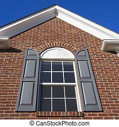 House exterior.