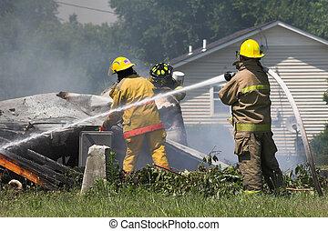 house fire 11
