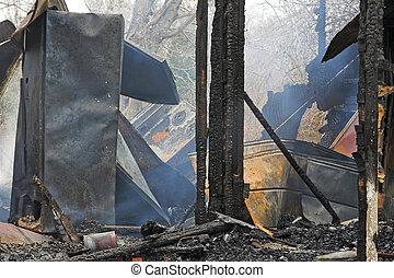 house fire 2b