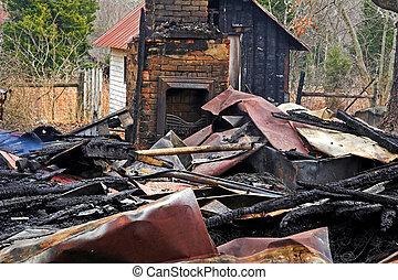 house fire 9