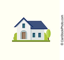 House flat icon