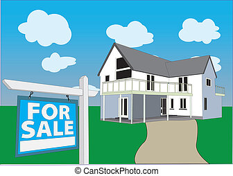 house for sale in countryside