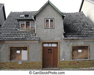 House for sale seen in Mecklenburg-Western Pomerania,...