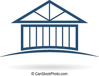 House frame Logo