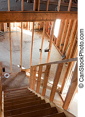 House Framing Interior