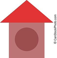 house home logo icon illustration vector