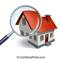 House Hunting - House hunting and searching for real estate ...