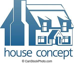 House icon concept