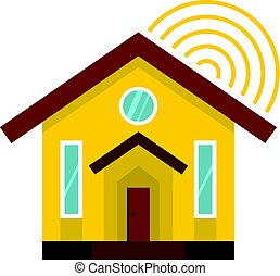House icon isolated