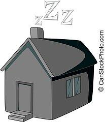 House icon monochrome