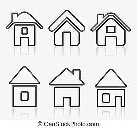 House icon8