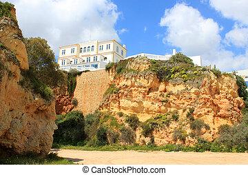 House in Algarve, Praia da rocha